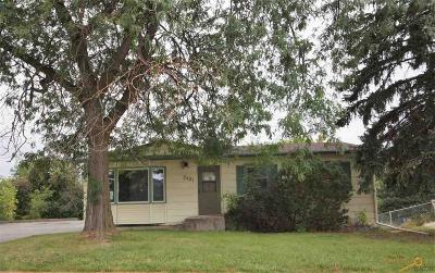 Rapid City Single Family Home For Sale: 2401 Sheridan Lake Rd