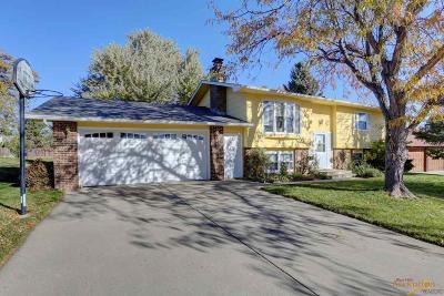 Rapid City Single Family Home For Sale: 72 Nebraska