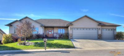 Rapid City Single Family Home For Sale: 619 Minnesota