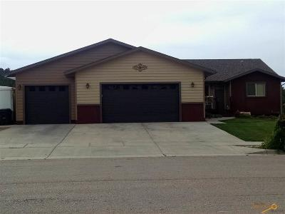 Rapid City Single Family Home For Sale: 5931 Bendt Dr
