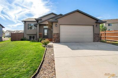 Summerset Single Family Home For Sale: 6731 Cambridge Ct