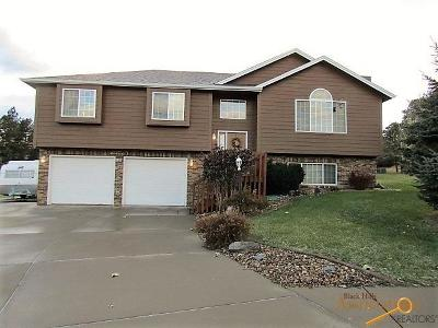 Rapid City Single Family Home For Sale: 13589 Warrington Ct