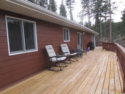 Rapid City Single Family Home For Sale: 23141 Pactola Dr