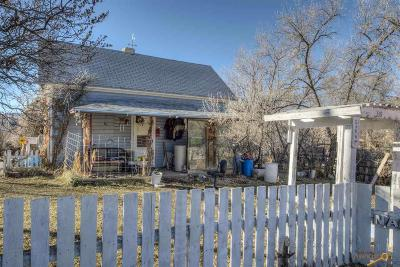 Hot Springs Single Family Home For Sale: 138 N 4th