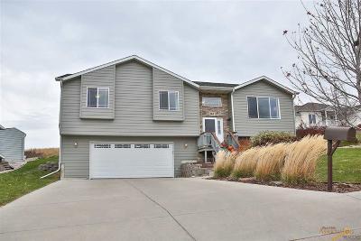 Rapid City Single Family Home For Sale: 2611 Merlot Dr