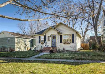 Rapid City Single Family Home For Sale: 910 West Blvd
