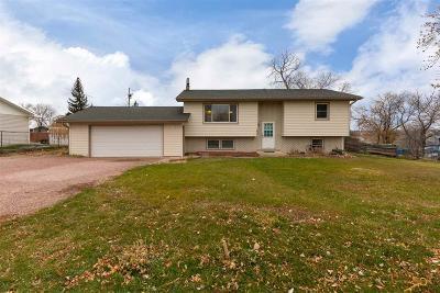 Rapid City Single Family Home For Sale: 1637 Reservoir