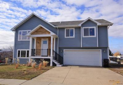 Rapid City Single Family Home For Sale: 1024 Park Hill Ct