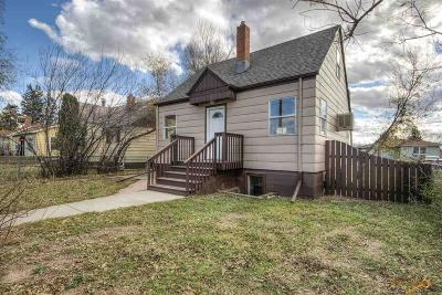 Rapid City Multi Family Home For Sale: 305 E Denver