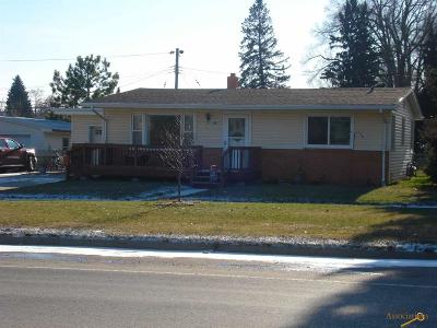 Rapid City Single Family Home For Sale: 4607 South Canyon Rd