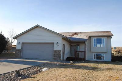 Rapid City Single Family Home For Sale: 1301 Degeest