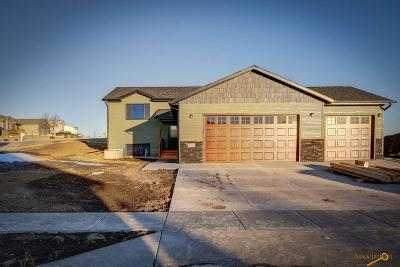 Rapid City Single Family Home For Sale: 3640 Blackpowder Rd