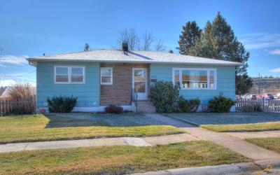Rapid City Single Family Home For Sale: 4315 Brookside Dr