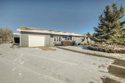 Single Family Home For Sale: 5514 N Pitch Ct