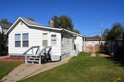 Rapid City Multi Family Home For Sale: 418 E Philadelphia