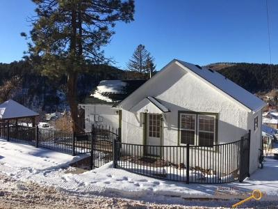 Deadwood Single Family Home For Sale: 29 Adams