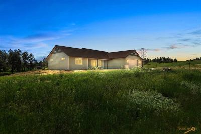 Piedmont Single Family Home For Sale: 21642 McIntosh Rd