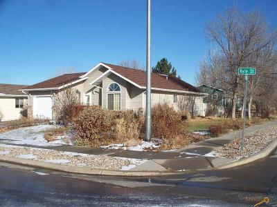 Rapid City Single Family Home For Sale: 3902 Kyle