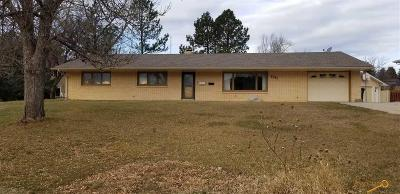 Rapid City Single Family Home For Sale: 1311 38th