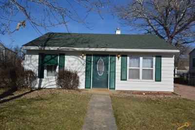 Rapid City Single Family Home For Sale: 234 St Francis