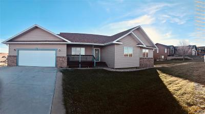 Rapid City Single Family Home For Sale: 2701 Black Saddle Rd