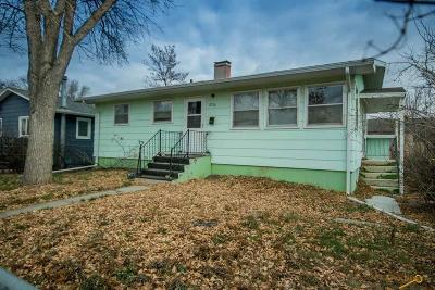 Rapid City Single Family Home For Sale: 2316 Wisconsin Ave
