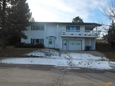 Rapid City Single Family Home For Sale: 2423 Cameron Dr