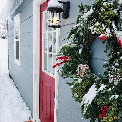 Single Family Home U/C Take Back Ups: 728 N Spruce