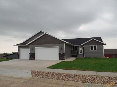 Rapid City Single Family Home For Sale: 4649 Coal Bank Dr