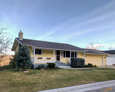 Rapid City Single Family Home For Sale: 2216 Cedar Dr