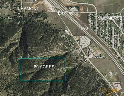 Residential Lots & Land For Sale: Tbd Sturgis Rd