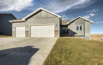 Rapid City, Hermosa, Box Elder, Black Hawk, Rapid Valley, Summerset, Piedmont, Piedmont Valley Single Family Home For Sale: 3216 Homestead Dr