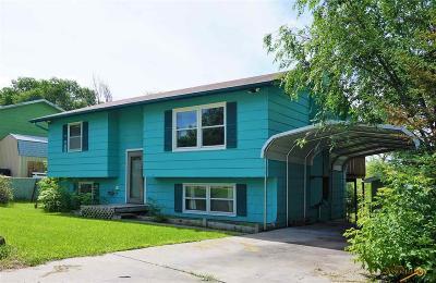 Rapid City, Box Elder, Piedmont, Black Hawk, Hermosa, Summerset, New Underwood Single Family Home U/C Contingency: 125 Doolittle