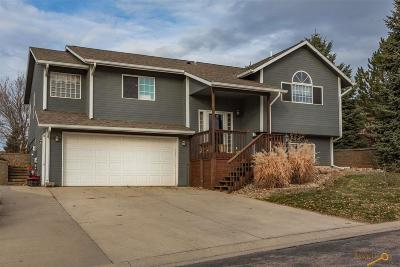 Rapid City Single Family Home For Sale: 5117 Winterset Dr