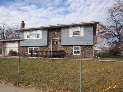 Rapid City Single Family Home U/C Contingency: 2 Anaconda Rd