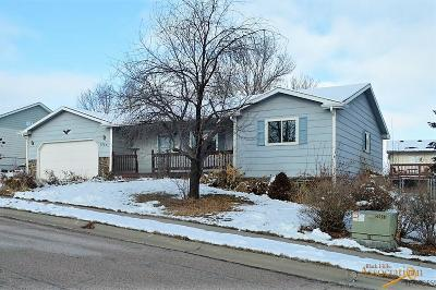 Rapid City Single Family Home For Sale: 1554 Phil Ct
