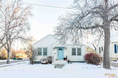 Rapid City Single Family Home For Sale: 1802 9th St