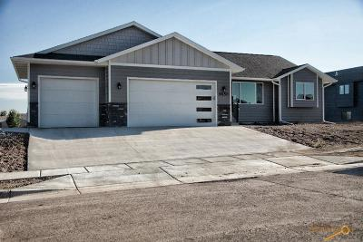 Rapid City Single Family Home For Sale: 4650 Coal Bank Dr