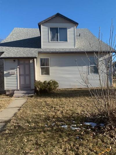 Sturgis Single Family Home For Sale: 1900 West Pine St