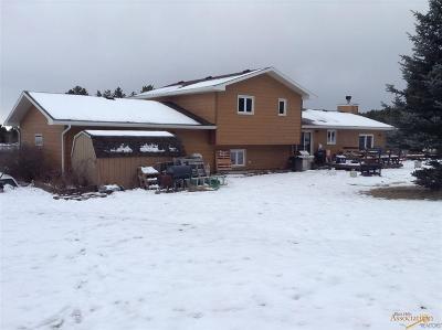 Black Hawk Single Family Home U/C Take Back Ups