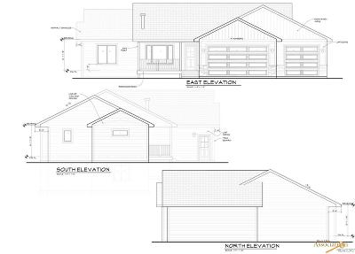 Spearfish Single Family Home For Sale: Lot 11