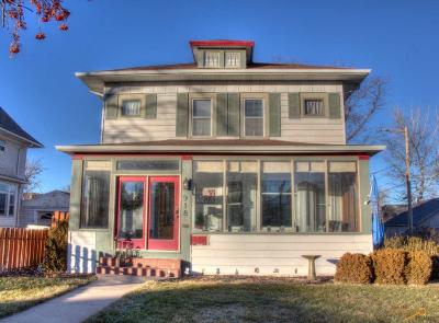 Rapid City Single Family Home U/C Contingency: 918 Fulton