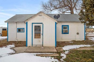 Single Family Home For Sale: 105