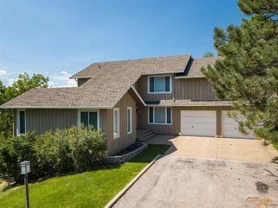 Rapid City Single Family Home For Sale: 4711 Carriage Hills Dr