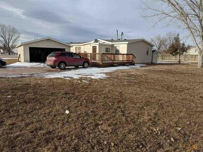 Rapid City Manufactured Home For Sale: 6950 Green Oak Ln