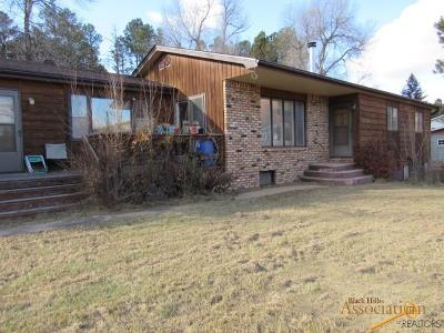 Rapid City Single Family Home For Sale: 1515 38th