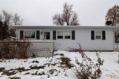 Rapid City Single Family Home For Sale: 2751 W Flormann