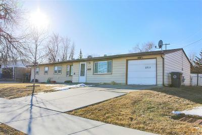 Rapid City Single Family Home For Sale: 2711 Elm Ave