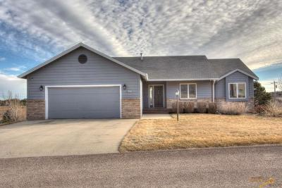 Single Family Home For Sale: 8190 Daisy Ln