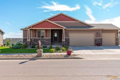 Rapid City Single Family Home For Sale: 6214 Dunsmore Rd